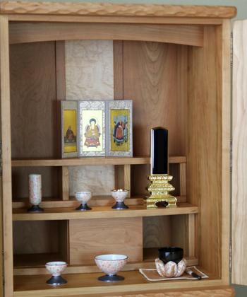 オーダー仏壇・厨子