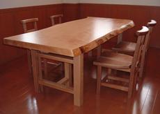 無垢 ダイニングテーブル