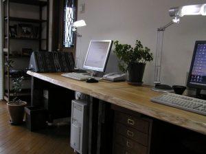 作業台の天板
