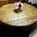 丸テーブルA
