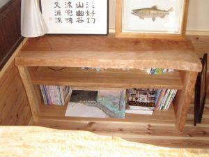 TVボード(本棚)