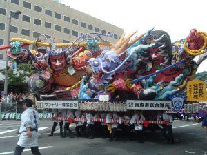 東北二大祭り
