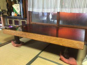 再生家具(リフォーム)