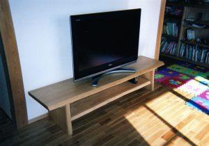 無垢テレビ台