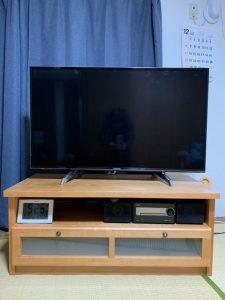 山桜テレビ台